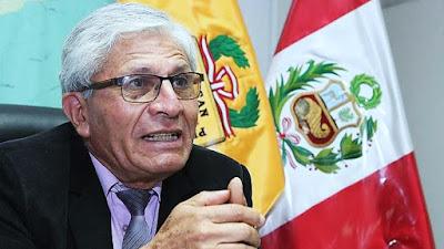 Jorge Castro enfrentará diligencias preliminares en la Fiscalía