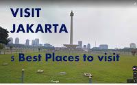 Visit Jakarta Popular Places