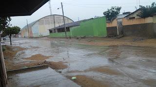 Chuva volta a cair no Curimataú, clima esfria e moradores agradecem