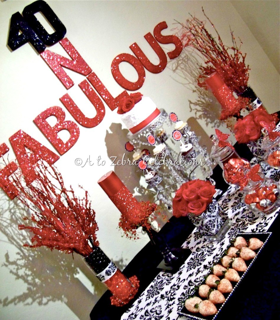 40 & Fabulous Party! – Style with Nancy - photo#21