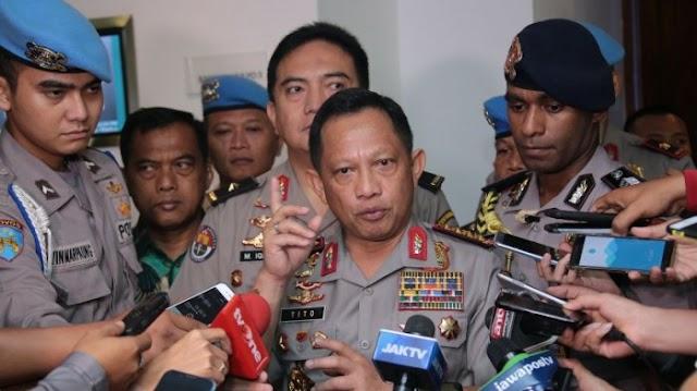Kapolri Sebut Anggota Polisi yang Ditangkap Di Jambi Diduga Terkena Ideologi Teroris