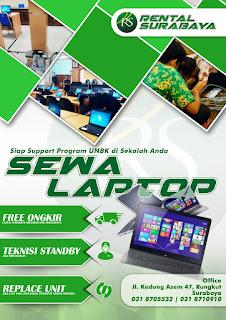 Sewa Komputer Laptop Surabaya untuk seminar