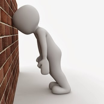 Head Against Wall