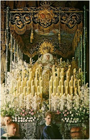 Postales Semana Santa Sevilla
