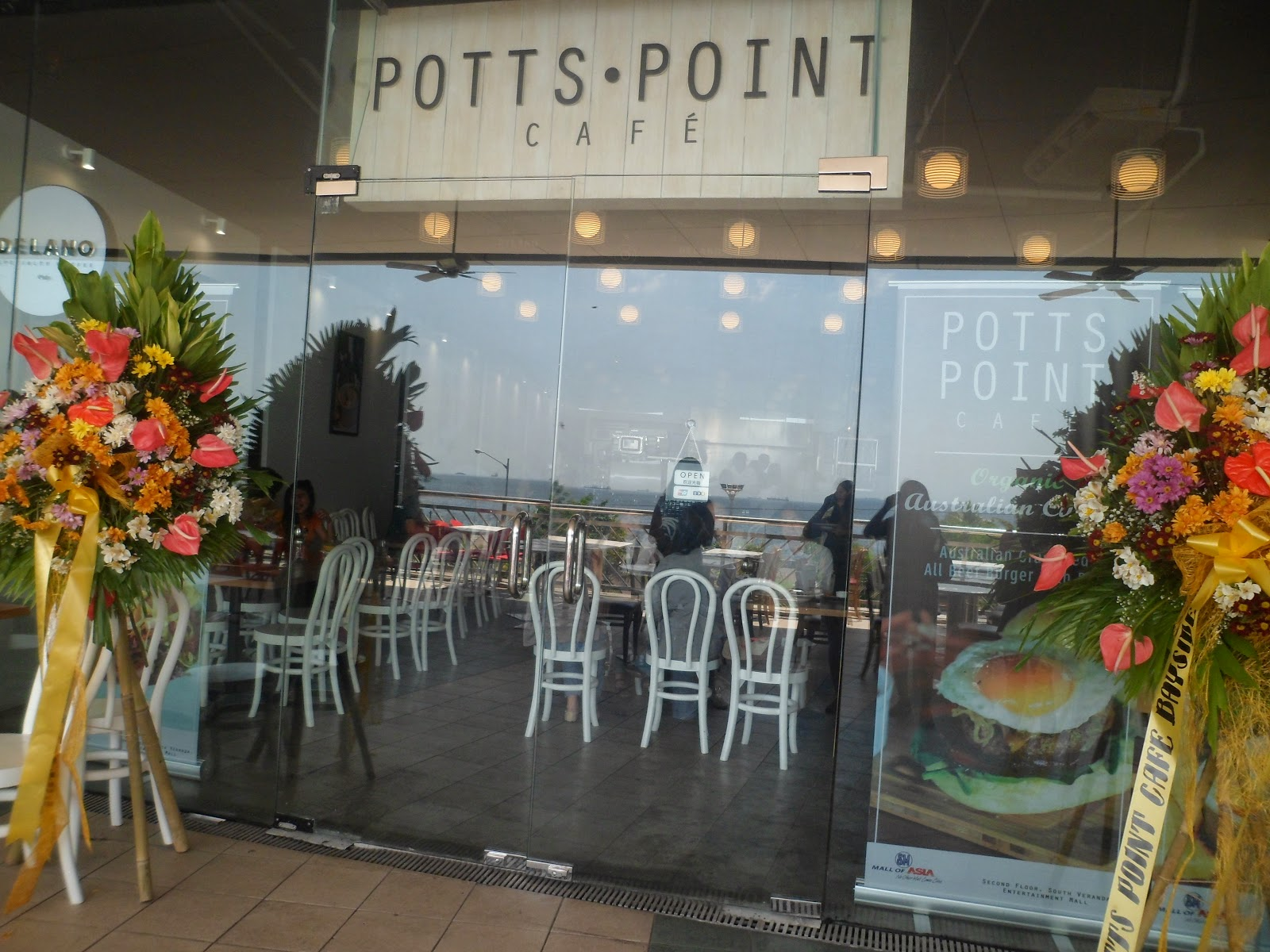 Potts Point Cafe Degustation Now Open In SM MOA