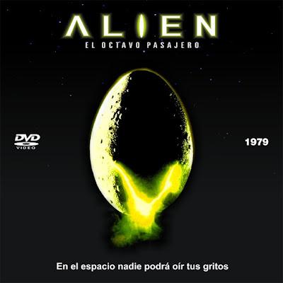 ALIEN - el octavo pasajero - [1979]