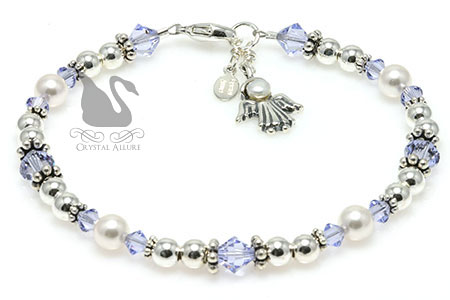 Guardian Angel Caregiver Awareness Bracelet (B196)