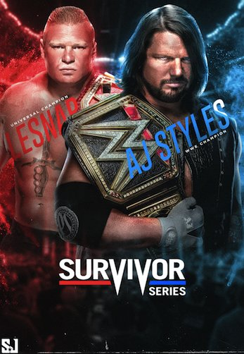 WWE Survivor Series 2017 PPV WEBRip 700MB x264 480p