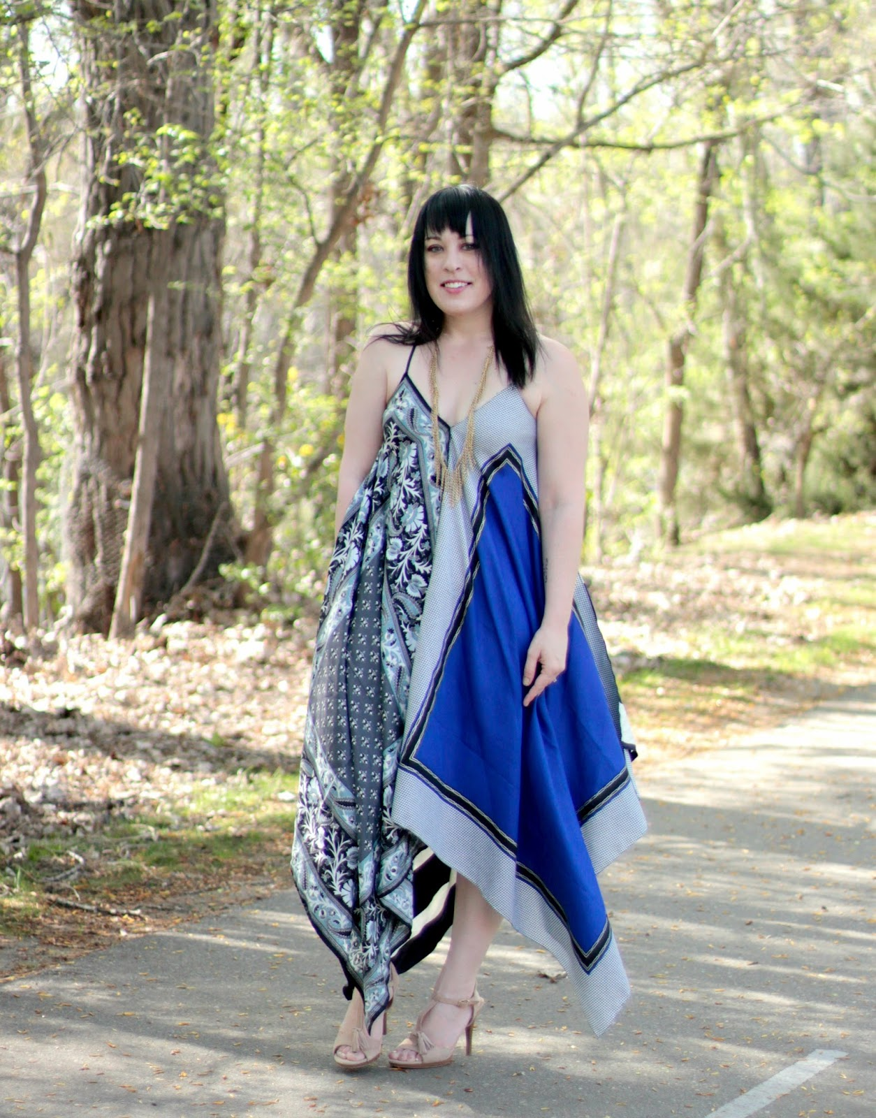 DIY: Make your own boho dress for summer!