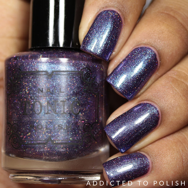 Tonic Nail Polish Tides of Perseid