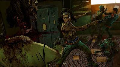 صورة The Walking Dead Michonne Episode 1 لتجربة العبة في جهاز الحاسوب