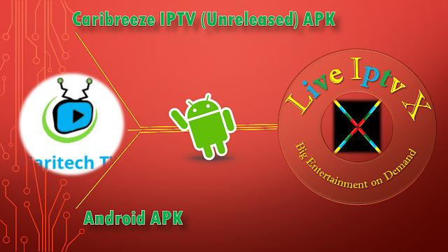 Caribreeze IPTV  APK