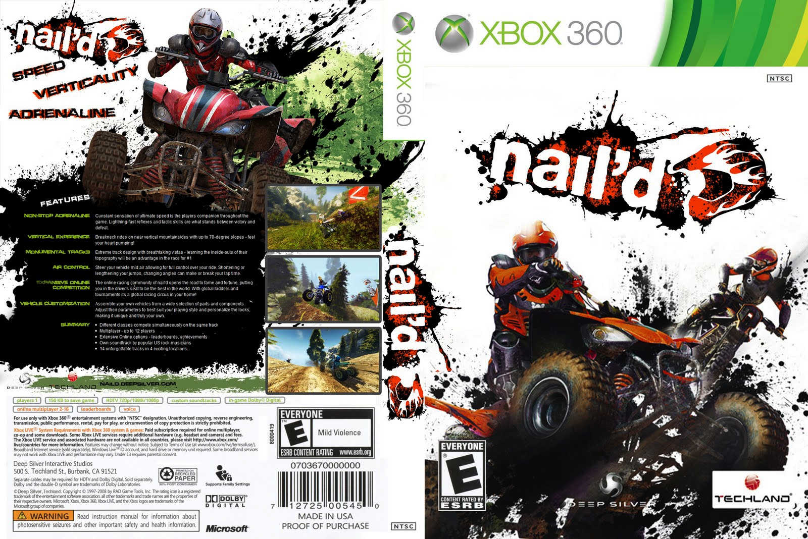 nail'd - PC | PS3 | Xbox 360 - Gamescom 2010 official video game ...