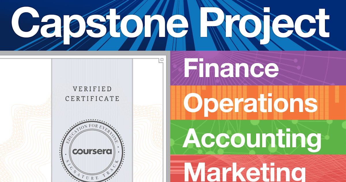 Wharton Business Foundations Capstone | Get Certified Courses