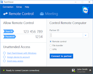 TeamViewer 2017 Free Contact Goal