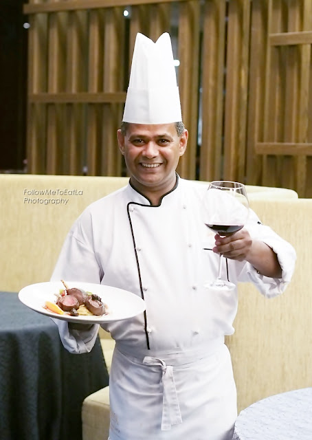 Chef de Cuisine, Chef Val