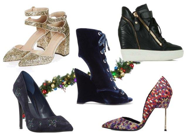 Christmas Party Footwear