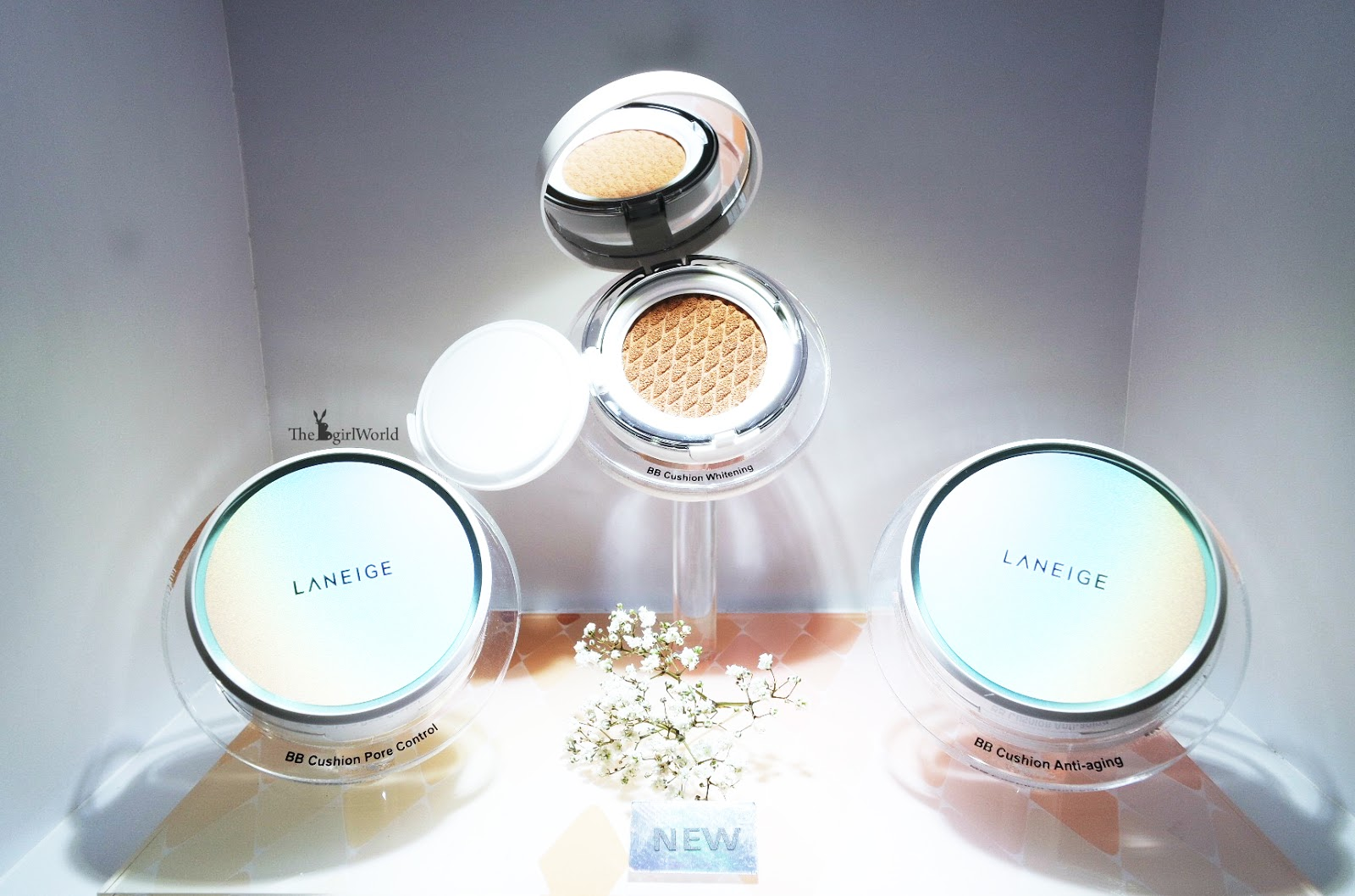 how to use laneige bb cushion pore control