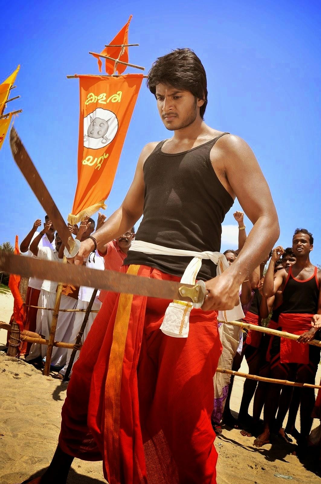 Ra Ra Krishnayya Telugu Movie New Stills - AtozCineGallery