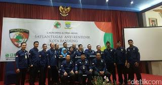 Pemkot Bandung Resmikan Satgas Anti Rentenir, Korban Diminta Melapor