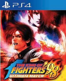 The King of Fighters 98 Ultimate Match PS4 RPCS4 PKG Free Archives