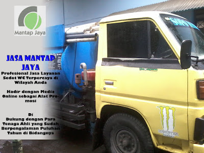 Jasa Tinja dan Sedot WC Gunungsari Surabaya
