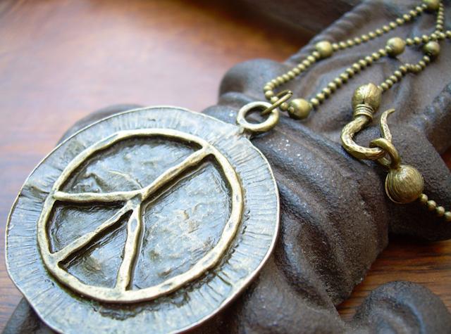 Peace Symbol Jewelry