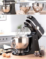Grundig Black Food Mixer