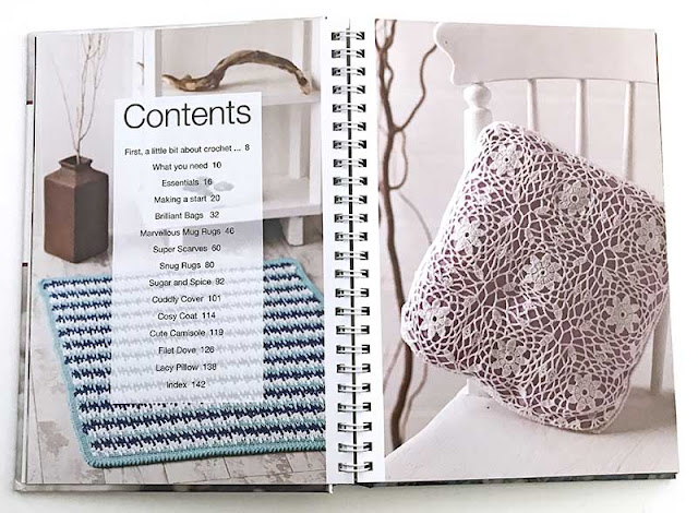 Contents - Crochet for the Absolute Beginner
