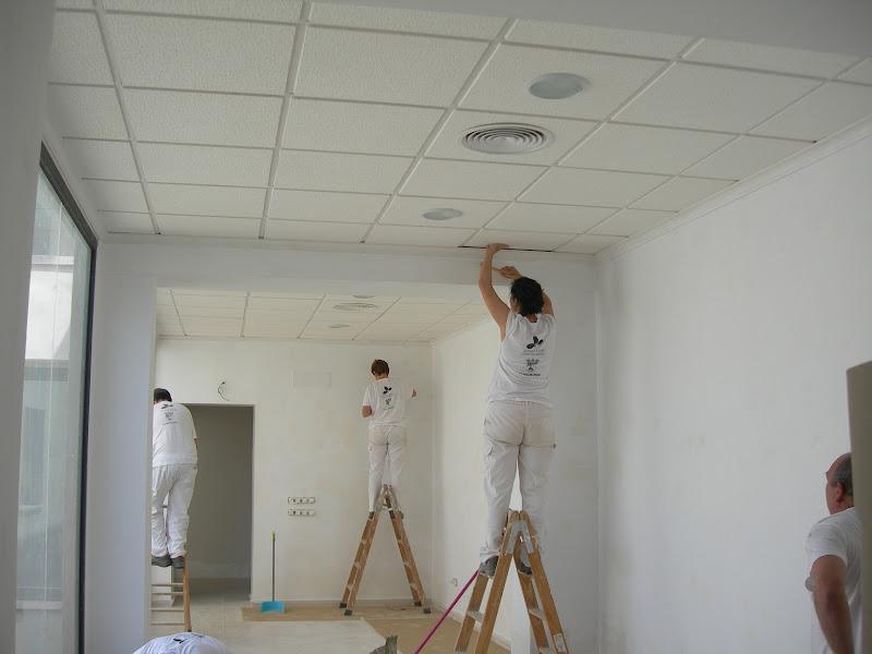 Taller De Empleo Casa Del Pou Iii Pintura Interior Casa Del