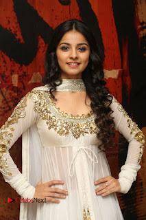 Telugu Actress Mahima Makwana Stills in White Desginer Dress at Venkatapuram Movie Logo Launch  0041.JPG