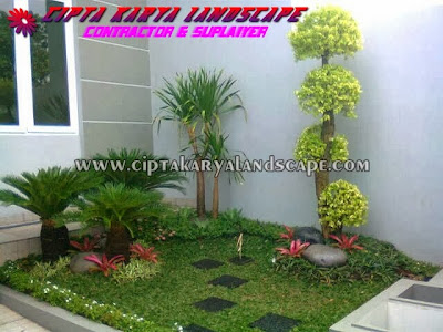 taman minimalis | CIPTA LANDSCAPE : jasa tukang taman