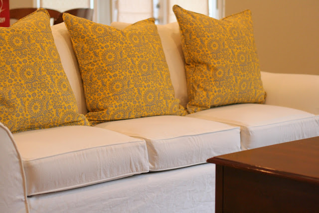 Custom Slipcovers By Shelley Couch And Chair Redo Plus