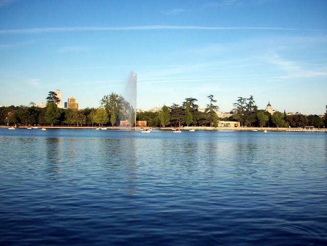 visitar el Lago de la Cada de Campo