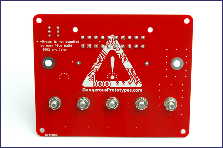 Techunboxed: Dangerous Prototypes ATX Breakout Board [Review]