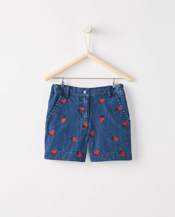 Hanna Andersson Strawberry Shorts