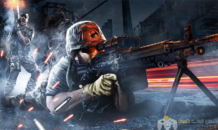 تحميل لعبة 3 Battlefield للكمبيوتر مضغوطة