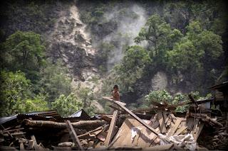 Un mes después en Nepal