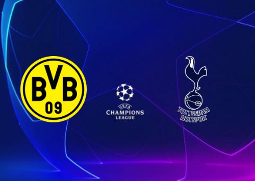 Borussia Dortmund vs Tottenham  Full Match & Highlights 5 March 2019