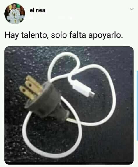 Hay talento