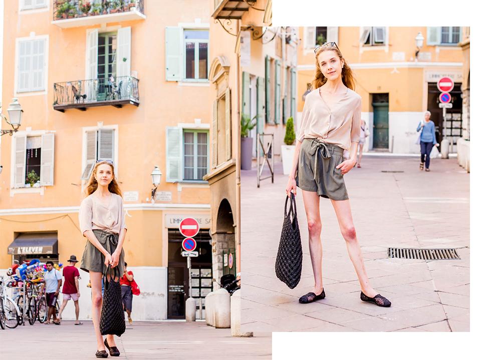 loneliness-experience-summer-outfit-with-paperbag-shorts-macrame-bag-yksnäisyys-kokemuksia-kesäasu-inspiraatio-muoti