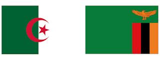 مشاهدة مباراة الجزائر وزامبيا algérie vs zambie بث مباشر اليوم 2 / 9 / 2017