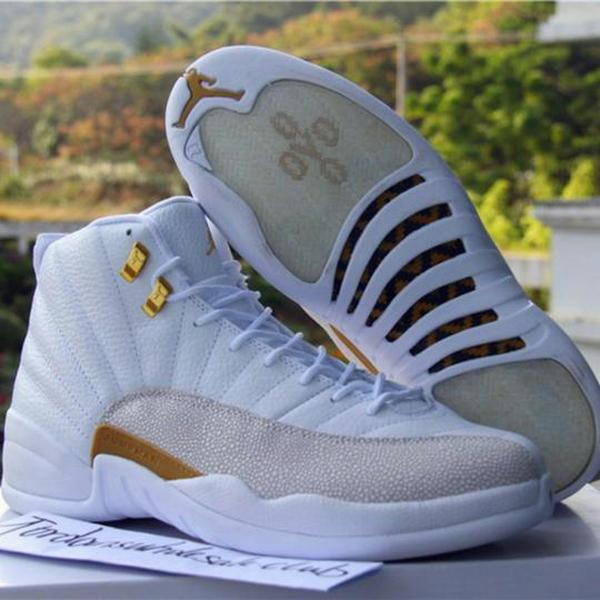 18c9b4e92ad839 ... italy drakes air jordan 12 ovo white sneakers will reportedly be  released in july fa294 de818