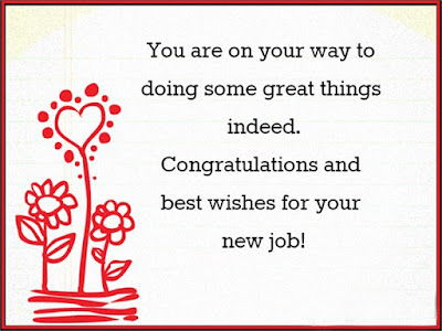 Best Wishes For New Job, Congratulations Messages For New Job,