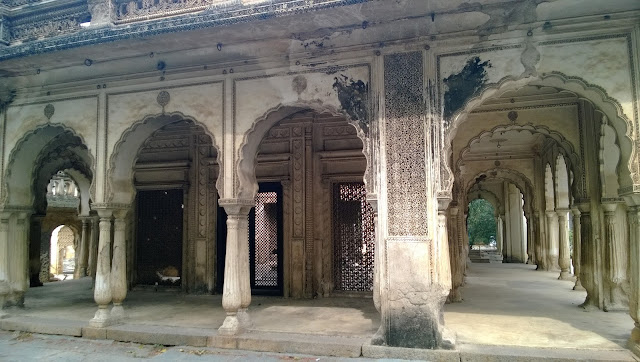 Paigah Family Tombs in the city of Hyderabad