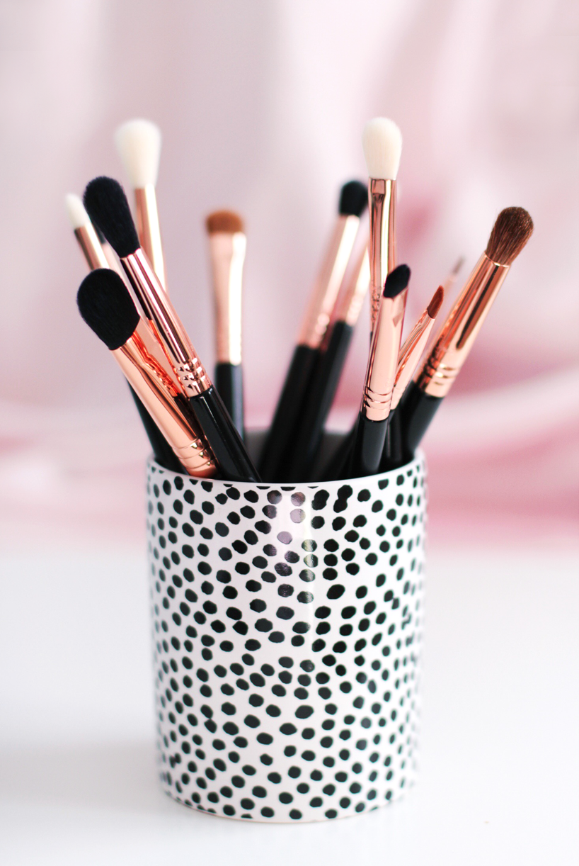 Sigma Beauty Ultimate Copper Eye Brush Set review