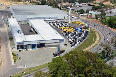 Iveco revela planos de expansão no Brasil