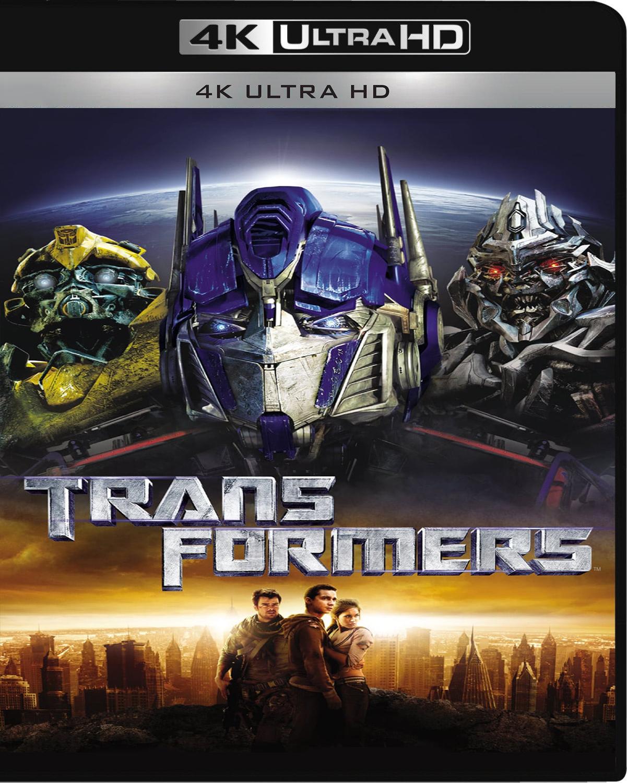 Transformers [2007] [UHD] [2160p] [Español]