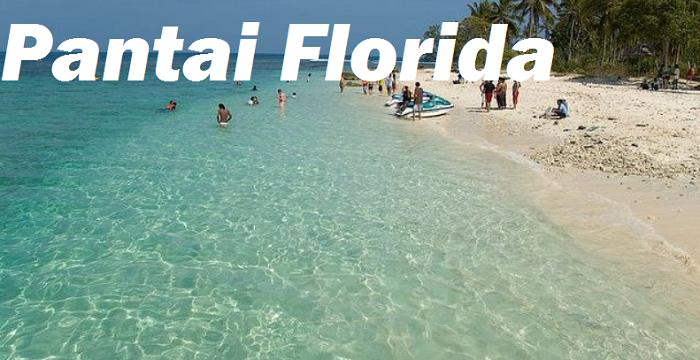 Tempat Wisata di Anyer pantai florida