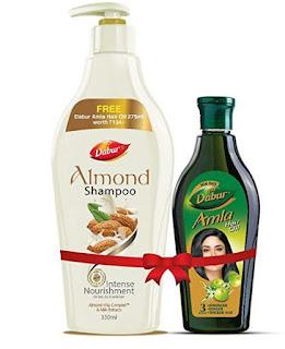 Amazon Dabur Almond Shampoo